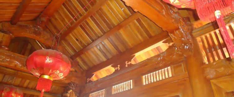 Thiết kế và thi công nhà bê tông giả gỗ
