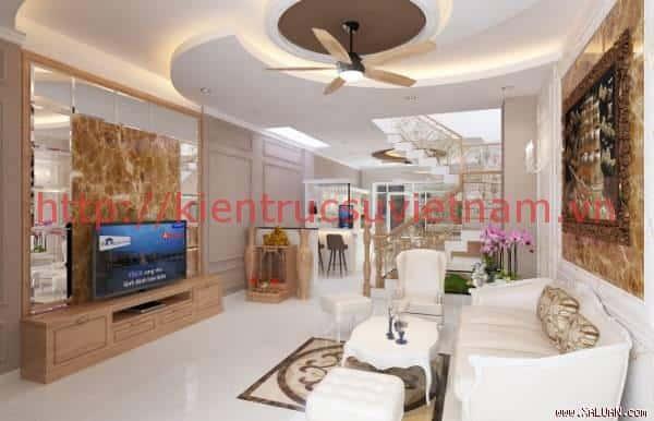 5577b365886a6c.img  - Mẫu biệt thự 1 tầng có gác lửng hiện đại, đơn giản và độc đáo kinh phí 800 triệu