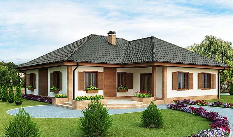 150  mẫu nhà mái thái đẹp và chuẩn phong thuỷ