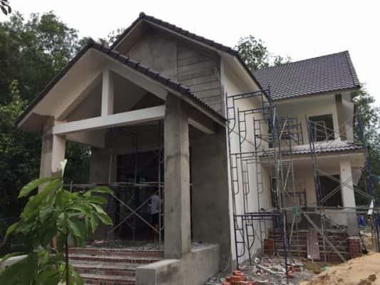 nha cap 4 co 5 phong ngu 533x400 - Dịch vụ sửa chữa cải tạo nhà quận Hoàng Mai