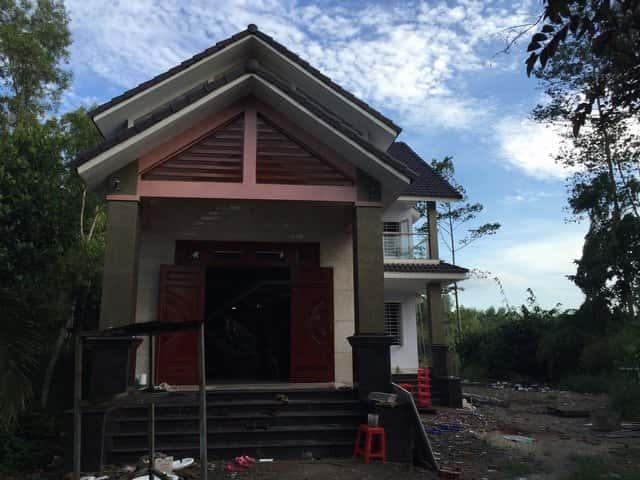 nha cap 4 co 5 phong ngu dep - Dịch vụ sửa chữa cải tạo nhà quận Ba Đình