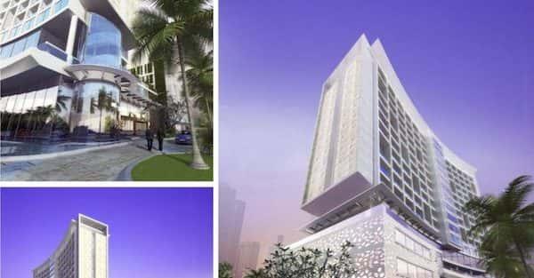 Thiết kế khách sạn 4 sao với 260 phòng ở Sóc Trăng
