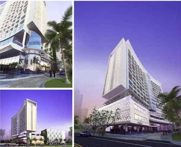 khanh hung hotel 1 - Thiết kế khách sạn 4 sao với 260 phòng ở Sóc Trăng