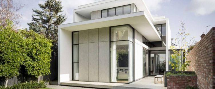 Thiết kế nhà phố 1 tầng hiện đại