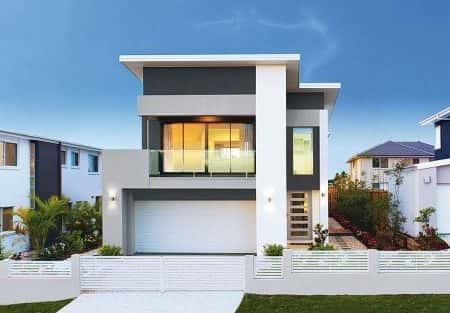 Thiết kế nhà với 450 triệu
