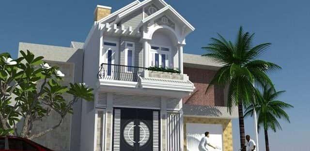 Tư vấn thiết kế nhà phố mặt tiền 5m
