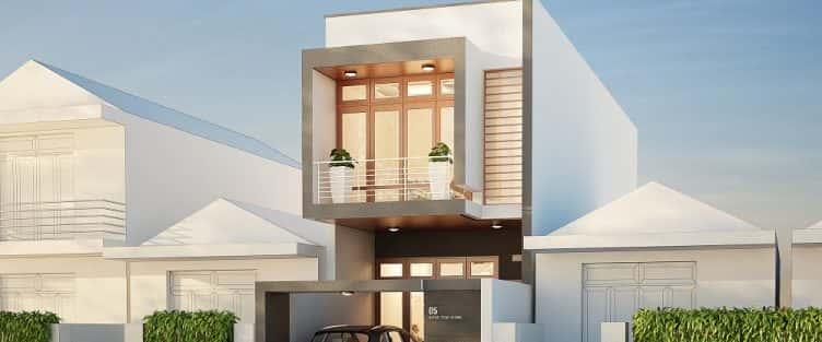 Tư vấn xây nhà 1 tầng với 500 triệu