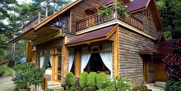 Tư vấn xây nhà bằng gỗ tiết kiệm