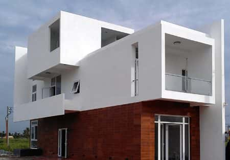 Tư vấn xây nhà bằng vật liệu nhẹ bền đẹp.
