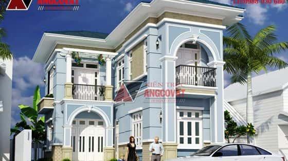 Tư vấn xây nhà đẹp với 700 triệu