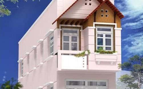 Tư vấn xây nhà diện tích 4x12m.