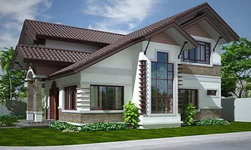 Tư vấn xây nhà kiểu thái