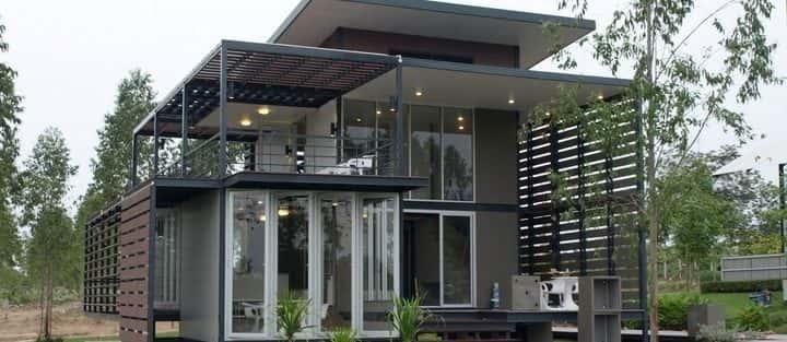 Tư vấn xây nhà ở bằng thép tiền chế