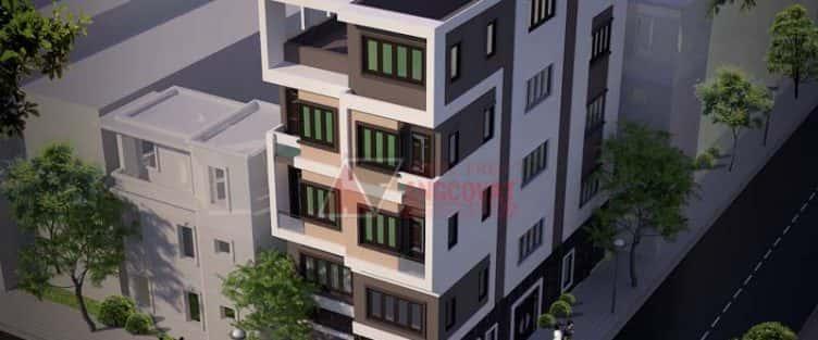 Tư vấn xây nhà ở kết hợp cho thuê