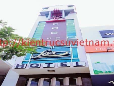 mau thiet ke khach san dep 2 - Bộ sưu tập các mẫu thiết kế khách sạn đẹp