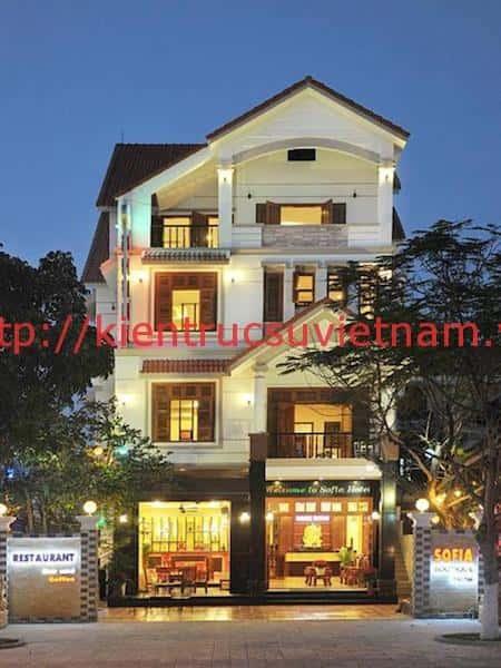 mau thiet ke khach san dep 9 - Bộ sưu tập các mẫu thiết kế khách sạn đẹp