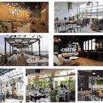 Tổng hợp các mẫu thiết kế quán cafe đẹp