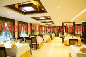 rem nh 06 300x199 - Tư vấn cách chọn rèm cho nhà hàng đẹp sang trọng