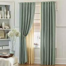 Tư vấn lựa chọn các loại rèm vải giá rẻ.