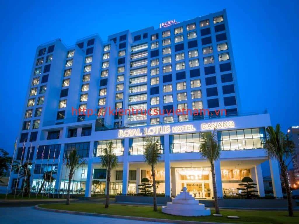 thiet ke khach san dep 1024x768 - Bộ sưu tập các mẫu thiết kế khách sạn đẹp