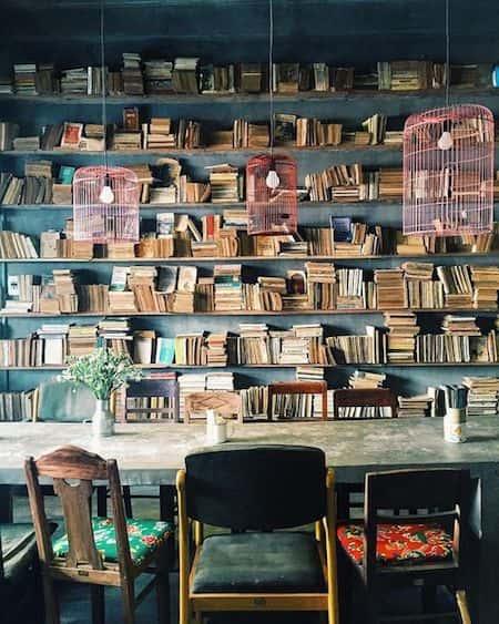 thiet ke quan cafe dep 11 - Những phong cách kiến trúc cafe được ưa chuông hiện nay
