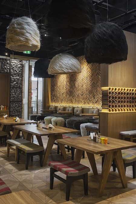 thiet ke quan cafe dep 5 - Những phong cách kiến trúc cafe được ưa chuông hiện nay