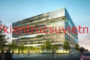 thiet ke tru so cong ty 4 300x200 - Thiết kế trụ sở công ty doanh nghiệp văn phòng