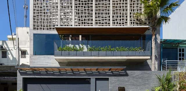 Mẫu thiết kế nhà đẹp ở Quảng Bình