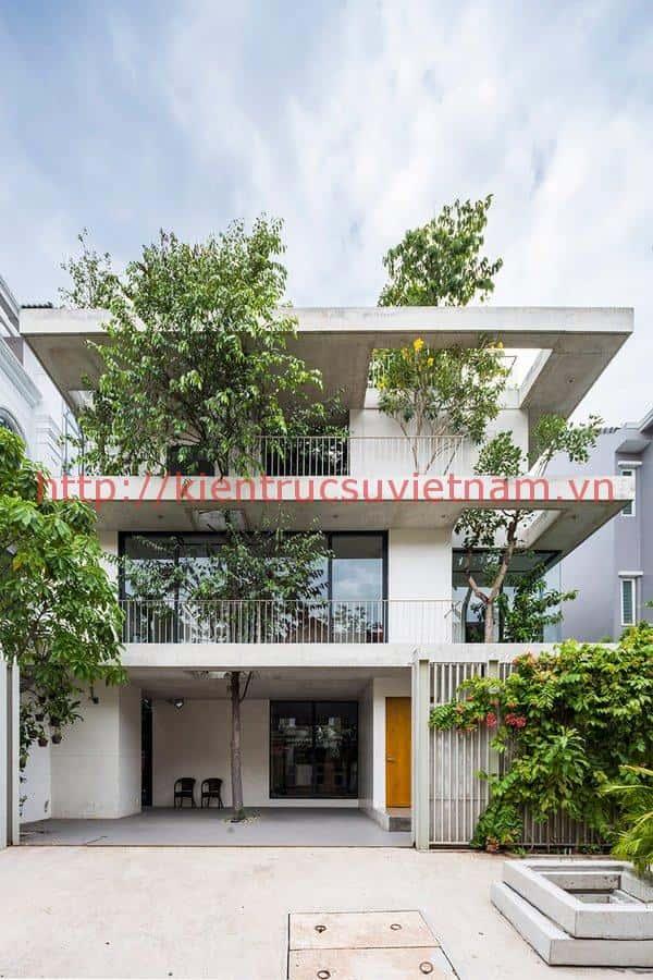 stacked planters house vo trong nghia architects dezeen 2364 col 0 1704x2556 1507550536 width600height900 - Mẫu thiết kế nhà đẹp phong cách hiện đại