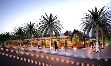 Thiết kế nhà hàng sang trọng quận Ninh Kiều, tp Cần Thơ