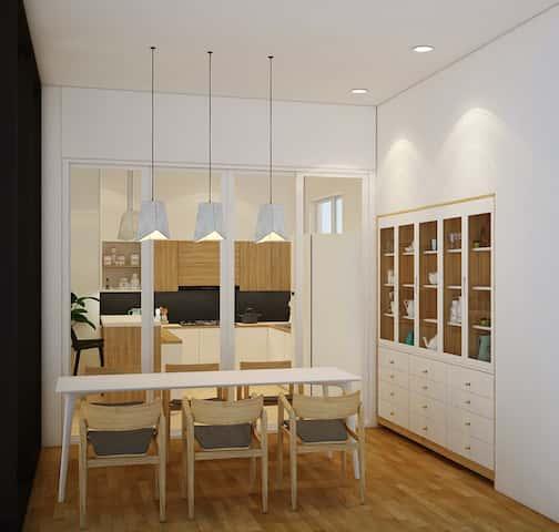 biet thu mini dep kts phan dinh kha phong an - Thiết kế biệt thự phố mini 3 tầng kiến trúc hiện đại đẹp
