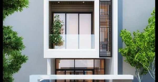 Mẫu nhà 3 tầng đẹp ở TP Hồ Chí Minh