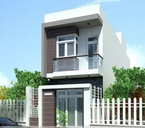 Thiết kế nhà chiều ngang 4m