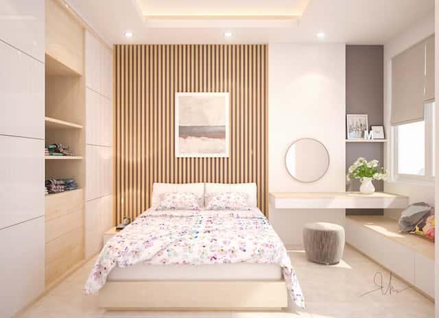 noi that nha pho ms van binh thanh ngu 1 v2 - Thiết kế nhà 5 tầng đẹp hiện đại chị Vân ở quận Bình Thạnh