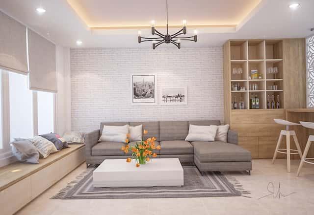 noi that nha pho ms van binh thanh shc v2 - Thiết kế nhà 5 tầng đẹp hiện đại chị Vân ở quận Bình Thạnh