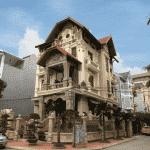 thiet ke biet thu tan co dien 06 150x150 - Mẫu thiết kế biệt thự đẹp ở Hà Nam