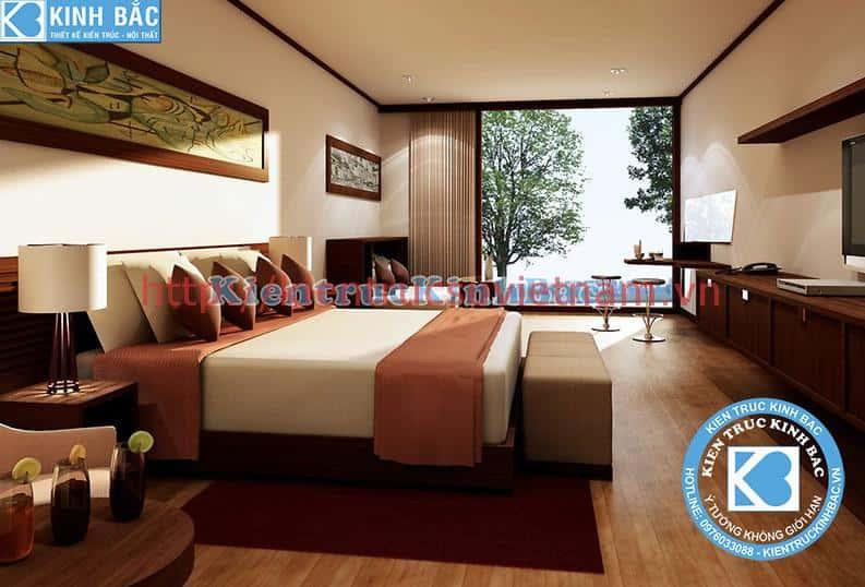 thiet ke khach san 4 sao da nang dep 1 - Thiết kế khách sạn 4 sao với phong cách hiện đại Đà Nẵng