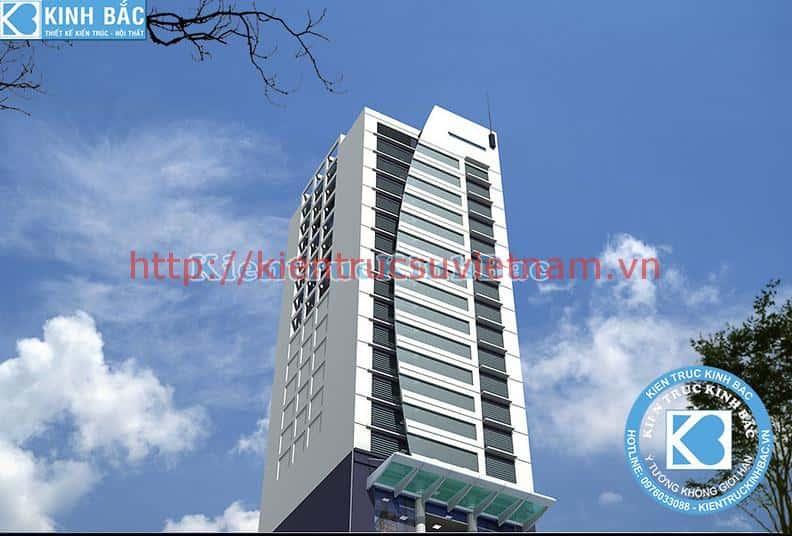 thiet ke khach san 4 sao da nang dep 2 - Thiết kế khách sạn 4 sao với phong cách hiện đại Đà Nẵng