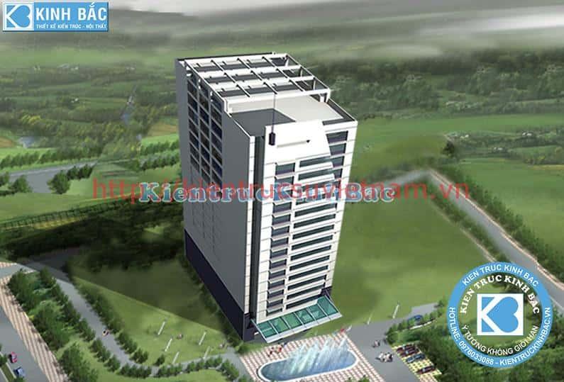 thiet ke khach san 4 sao da nang dep 4 - Thiết kế khách sạn 4 sao với phong cách hiện đại Đà Nẵng