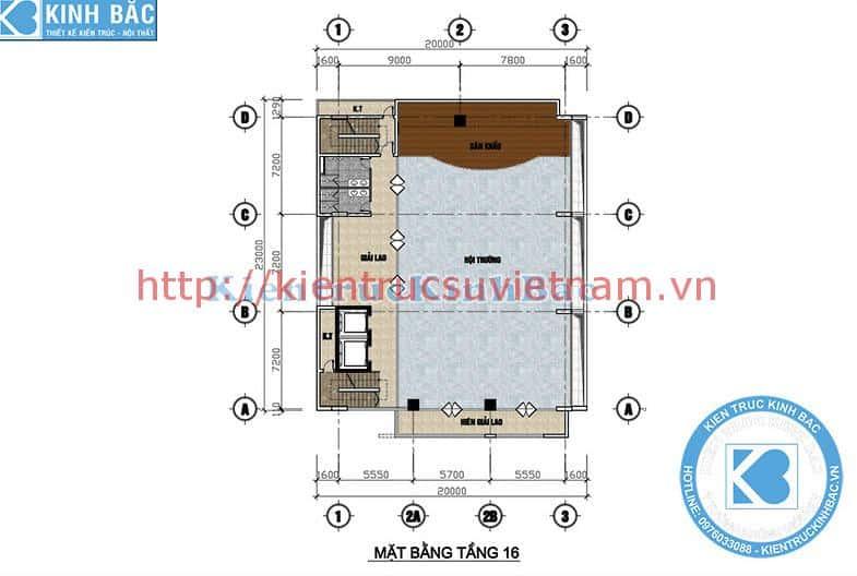 thiet ke khach san 4 sao da nang dep 6 - Thiết kế khách sạn 4 sao với phong cách hiện đại Đà Nẵng