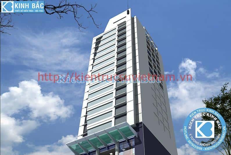 thiet ke khach san 4 sao da nang dep - Thiết kế khách sạn 4 sao với phong cách hiện đại Đà Nẵng