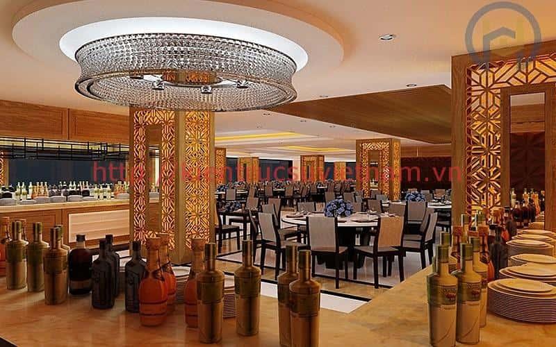 thiet ke khach san summer cua lo 4 sao - Thiết kế nội thất khách sạn đẹp và sang trọng nhất
