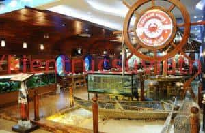 thiet ke nha hang hai san 1 300x195 - Thiết kế nhà hàng hải sản