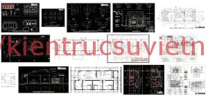 ban ve ket cau nha cap 4 300x139 - bản vẽ kết cấu nhà cấp 4