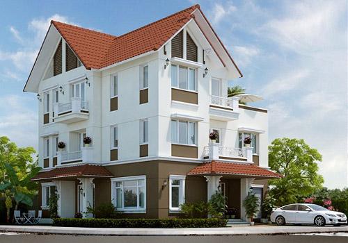 biệt thự 3 tầng 2 mặt tiền 10 - Biệt thự 3 tầng 2 mặt tiền | 50 mẫu đẹp đa phong cách