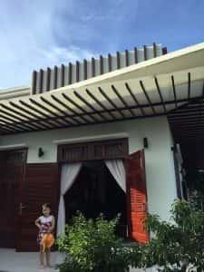 biet thu 1 tang dep 225x300 - Thiết kế biệt thự vườn 1 tầng ở Gia Lai