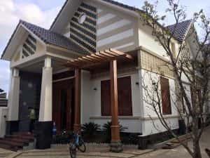 biet thu 1 tang dep gia lai 2 300x225 - Công trình biệt thự 1 tầng đẹp ở Gia Lai