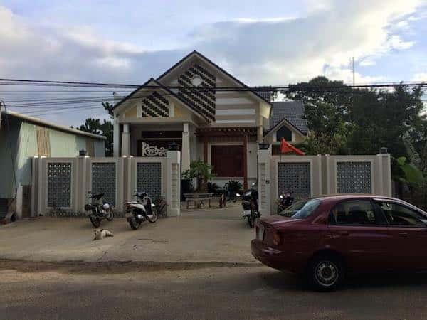 biet thu 1 tang dep gia lai 4 - Công trình biệt thự 1 tầng đẹp ở Gia Lai