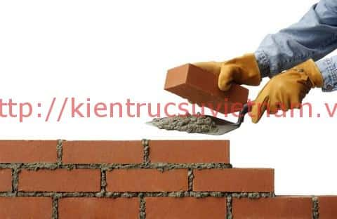 cach tinh gach m2 - 1 mét vuông tường bao nhiêu viên gạch