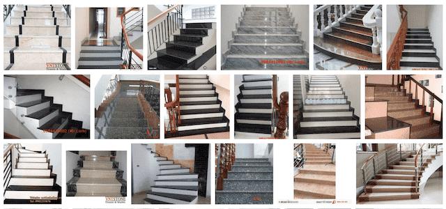 giá các loại đá ốp cầu thang